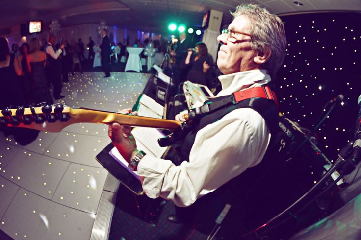 Syd. Live music for weddings in the North East & North Yorkshire by Jump The Q. www.jumptheq.info
