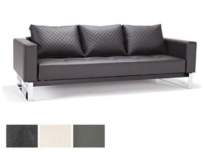 Cassius Quilt Deluxe Full Size Sofa Bed By Innovation Living