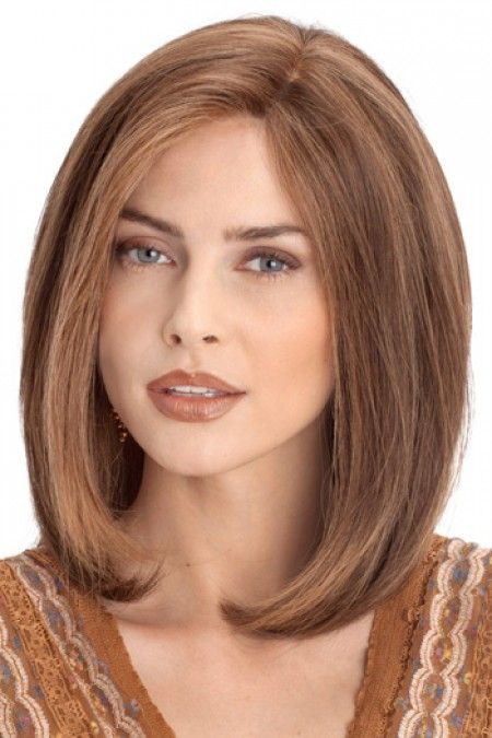 PLF002HM by Louis Ferre Wigs - Human Hair, Hand Tied, Monofilament, Lace Front Wig