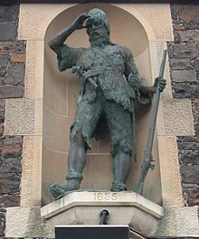 Alexander Selkirk was a Scottish sailor who spent more than four years as a castaway after being marooned on an uninhabited island in the South Pacific Ocean. By the time he was rescued, he had become adept at hunting and making use of the resources found on the island. His story of survival was widely publicized when he returned home, and likely became a source of inspiration for writer Daniel Defoe's fictional Robinson Crusoe.