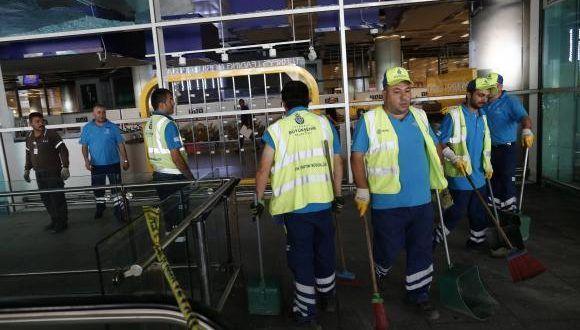Sobe para 41 número de mortos em atentado no aeroporto de Istambul - Infotau Vale
