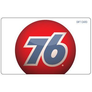Buy $100 76 Gas Gift Card For Only $92!!  FREE Mail Delivery