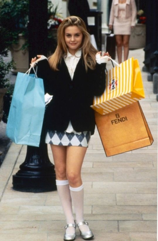 QUIZ: Which Clueless character are you?