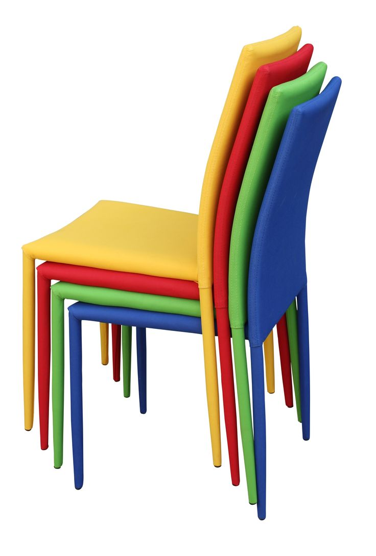 Jazzy Dining Chair   The Jazzy Dining chair is upholstered in a range of funky colours; Black, Green, Red, Teal, Yellow and Purple.