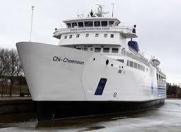 Chee Chemumm Ferry Owen Sound
