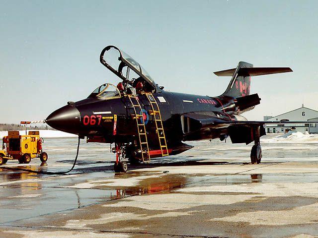 McDonnell CF-101 VOODOO