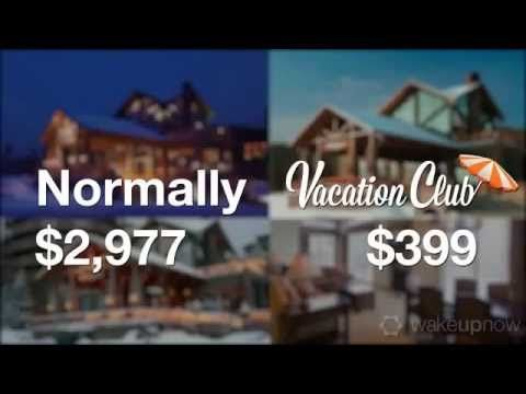 Wake Up Now Vacation Club - Join WUN Vacation Club for Cheap Vacation Packages and Last Minute Vacation Deals #WakeUpNow and enjoy the savings!