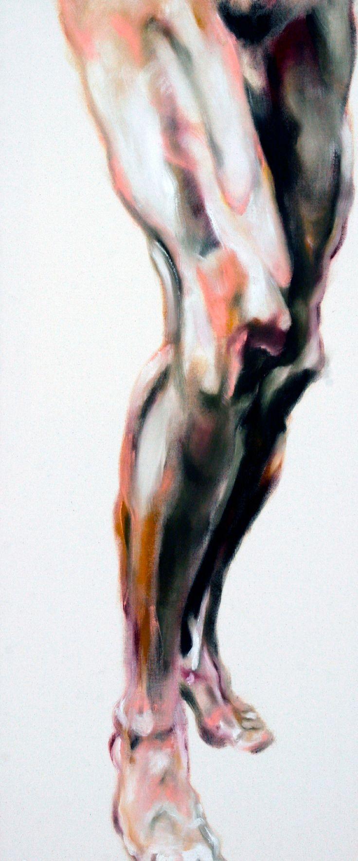 Gambe di uomo