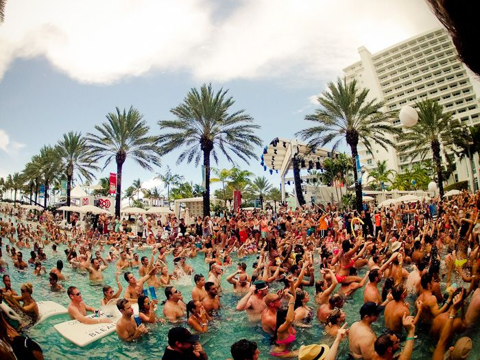 iHeartRadio Ultimate Pool Party, Miami, Florida