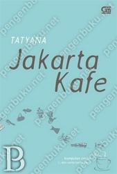Jakarta Kafe | Toko Buku Online PengenBuku.NET | Tatyana | Jakarta, dalam cerita-cerita ini, adalah ceruk yang tenang tapi gersang, berisik tapi sunyi, gemerlap tapi muram. Jakarta seperti musik jazz: serba ada dan menawarkan segala kemungkinan. Paradoks-paradoks itu bisa hadir sendiri-sendiri, tumpang tindih, atau berombongan sekaligus sehingga sulit menyebut apa warna Jakarta sesungguhnya. Sebutlah sesuatu, itulah Jakarta.  Rp55,000 / Rp46,750 (15% Off)
