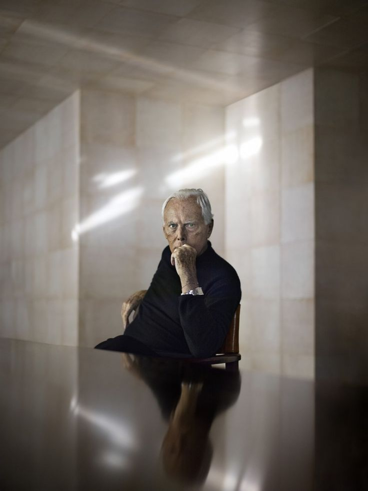 Visions of the Future: Giorgio Armani: a man for all seasons