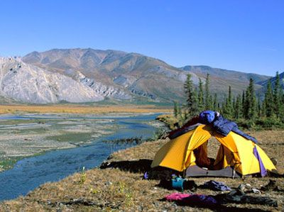 camping, camping, camping...