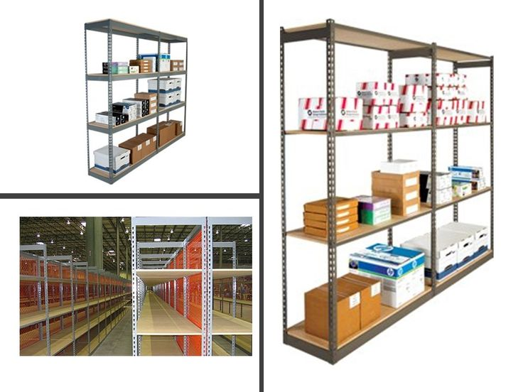 Western Pacific Storage Solutions (WPSS) offers the boltless shelving of high quality. Boltless shelving is easy to disassemble, transport and can be recombined for extra storage wherever required.