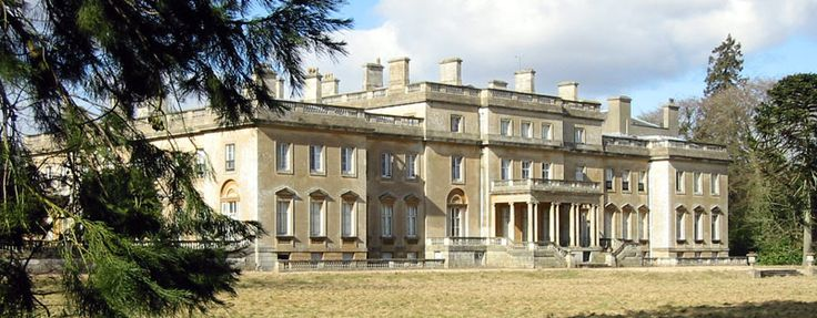 Tottenham House Wiltshire England Remodeled In 1823 26