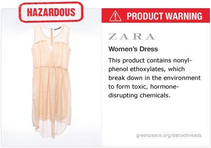 Zara dress   #Detox #Fashion