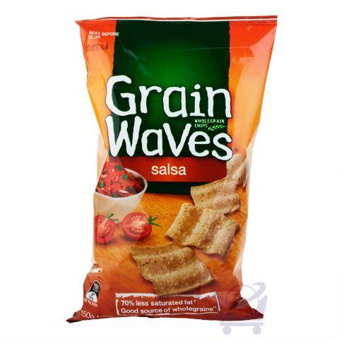 Multigrain Chips – Salsa Grain Waves – 150g | Shop New Zealand NZ$5.9