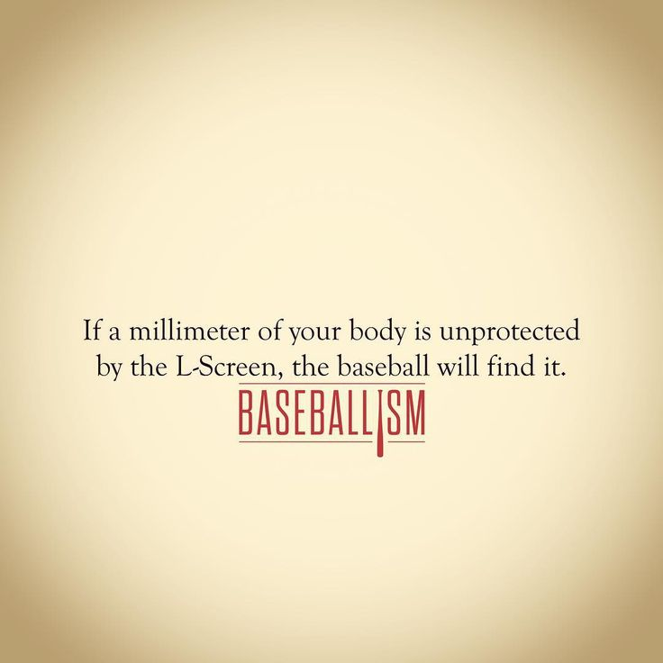 If it can go wrong, it will go wrong. #AmericasBrand www.baseballism.com