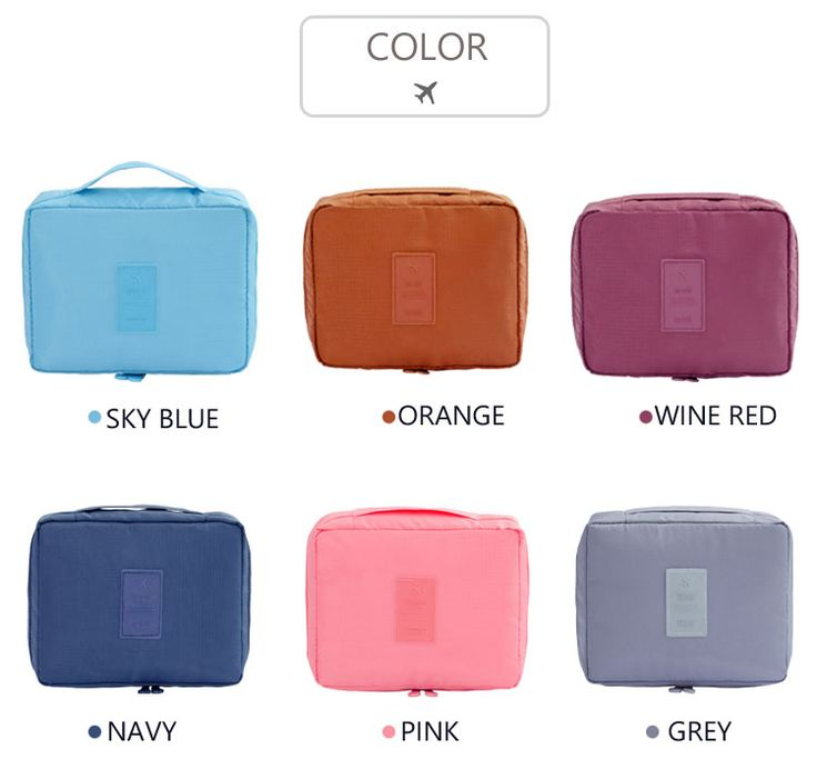 Portable Travel Organizer Storage Bag Cosmetic Makeup Bag Toiletry Wash Case Hanging Pouch Cheap - NewChic