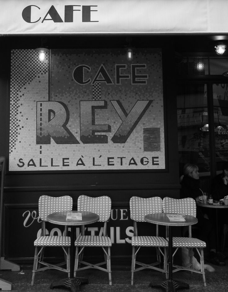 cafe rey bastille paris