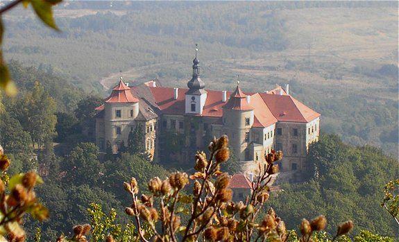 Castle Jezeří, Czech republic