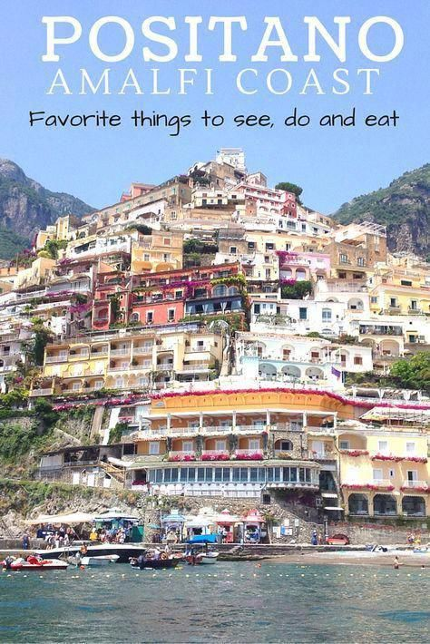 Italy travel tips: As we have roots in Positano we travel to this beauty on the …