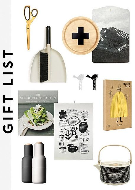 gift guide for the foodie, by AMM blog