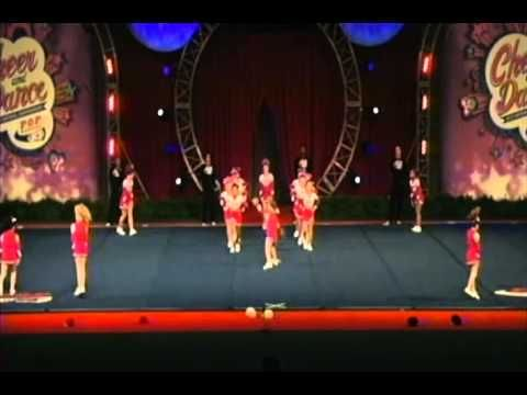 Derby, CT Jr Pee Wees Medium Level 1 National Champs 12/9/13 - YouTube
