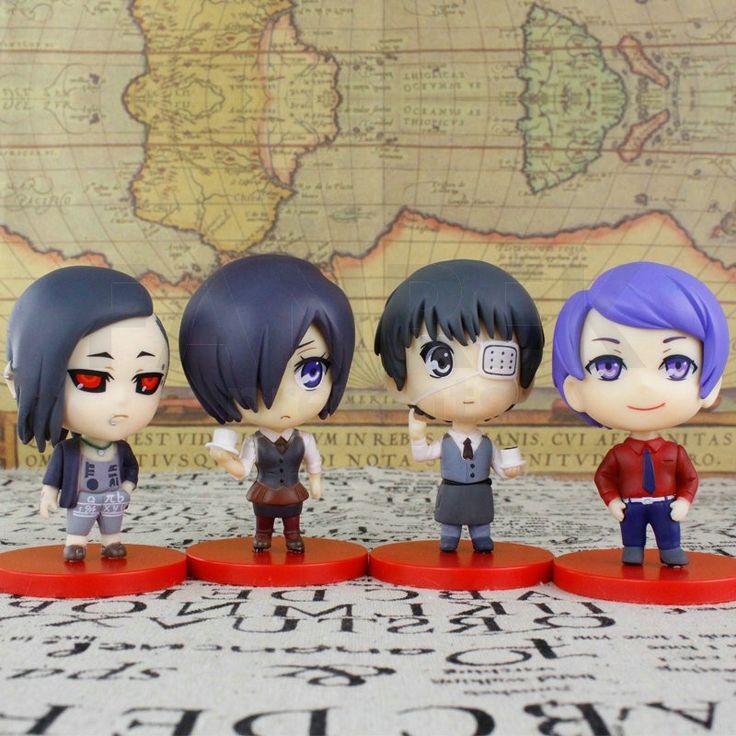 Tokyo Ghoul Kaneki Ken Toy Doll
