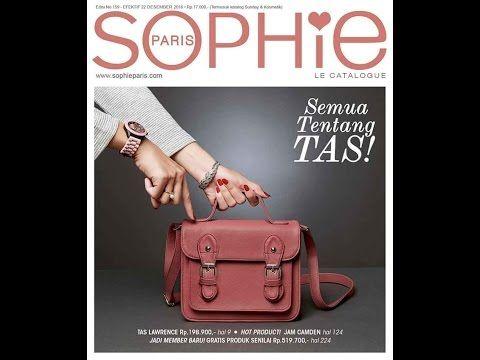 Katalog Sophie martin Paris Januari 2017