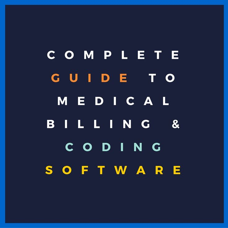 Complete Guide to Medical Billing and Coding Software - When it comes to medical billing, cashflow and efficiency, the most important decision facing clinics is the selection of the right medical billing and coding software. Billing medical claims (or physical therapy claims) is an intricate and complex process, even for individuals trained in medical billing and coding. Visit http://intouchemr.com/compare-medical-billing-and-coding-software/