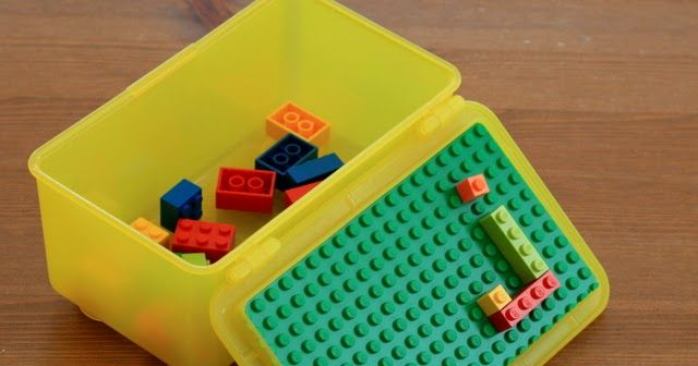 k v . b a r n: lego travel box