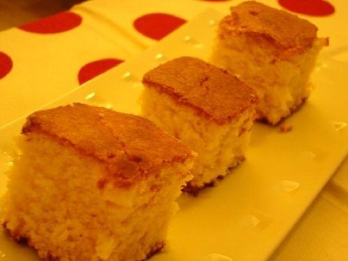 Citrus Teacake recipe