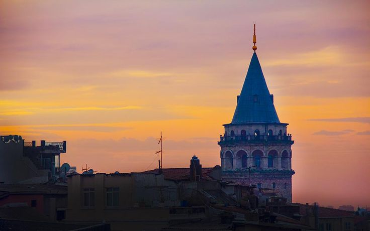 Galata Tower Turkiye