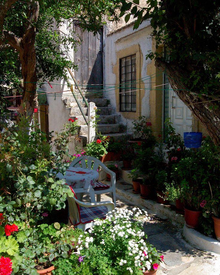 Vamos on the Greek island of Crete_ Greece