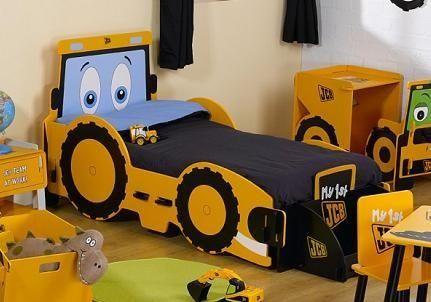 кровать в виде крана для мальчика - Google Search