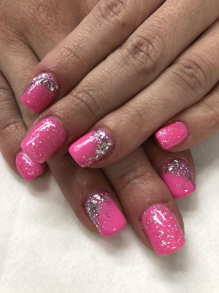 1743 gel nail design