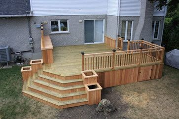 Decks Design Ideas, Pictures, Remodel, and Decor - page 135
