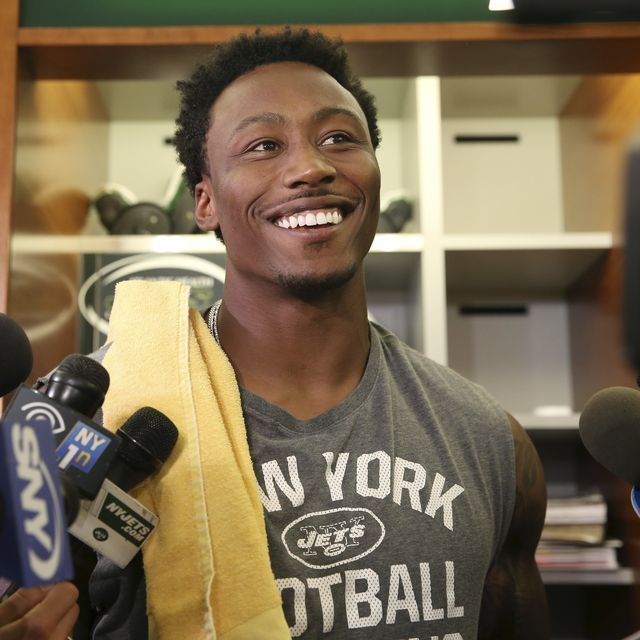 Brandon Marshall is serving up some rather interesting, if maybe not particularly palatable, food combinations for his offseason diet