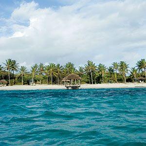 Our Favorite Caribbean Destinations | Petit St. Vincent: Luxurious Seclusion | CoastalLiving.com