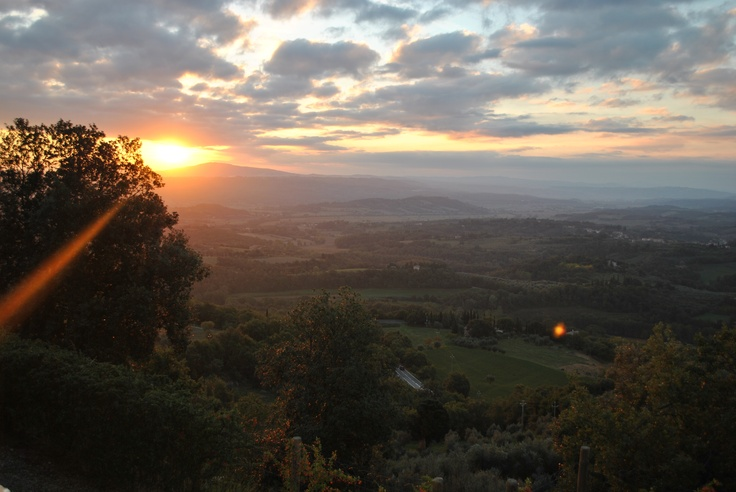 Sunrise in Italy: Favorite Places