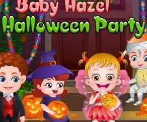 Baby Hazel Fiesta de Halloween, Baby Hazel Halloween Party, http://www.babyhazelworld.com/game/baby-hazel-halloween-party-es/