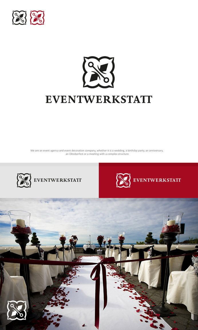 Eventwerkstatt | Logo Design by attilakamasz