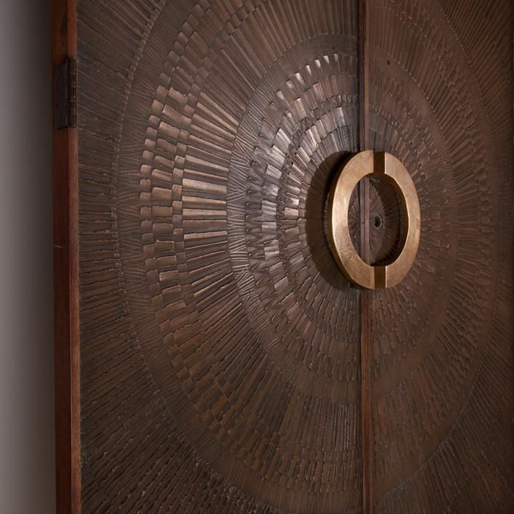 McCarroll and Gillespie designed Doors