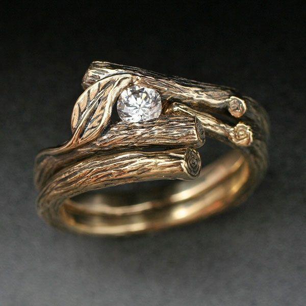 Engagement Ring And Wedding Band Sets 38