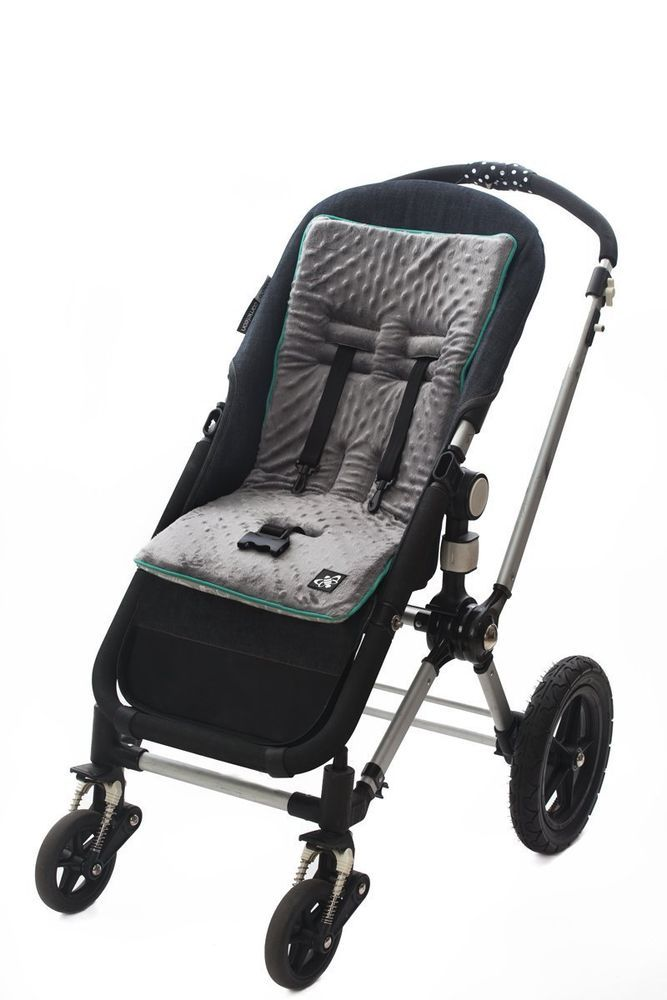 Bee-Haven Memory Foam Stroller Cushion Liner Baby Safety Seat