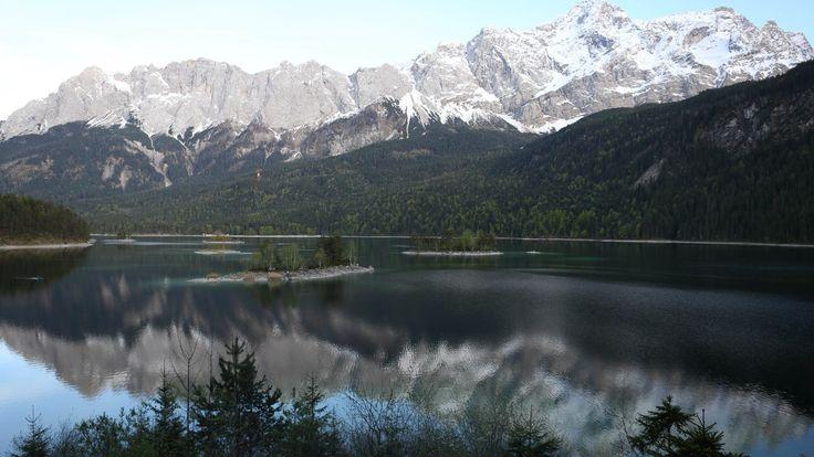 LAKE EIBSEE, GERMANY #destination #nature #travel