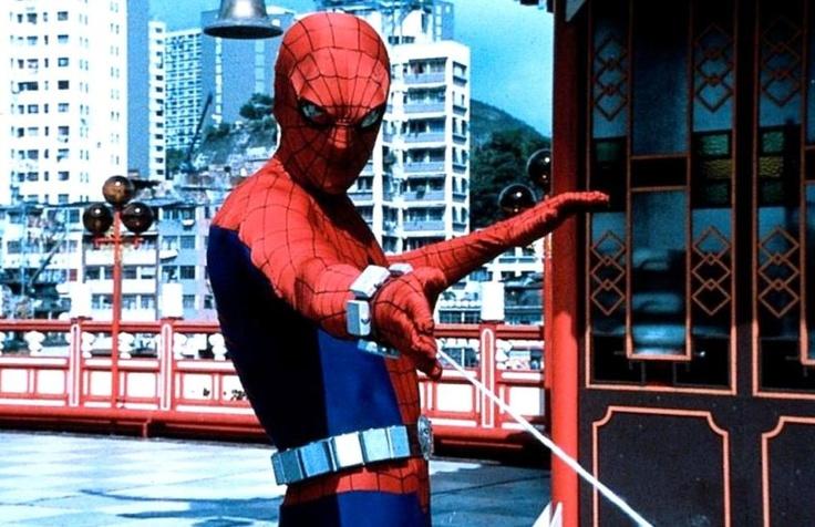 Spider-Man TV show, CBS late 1970s