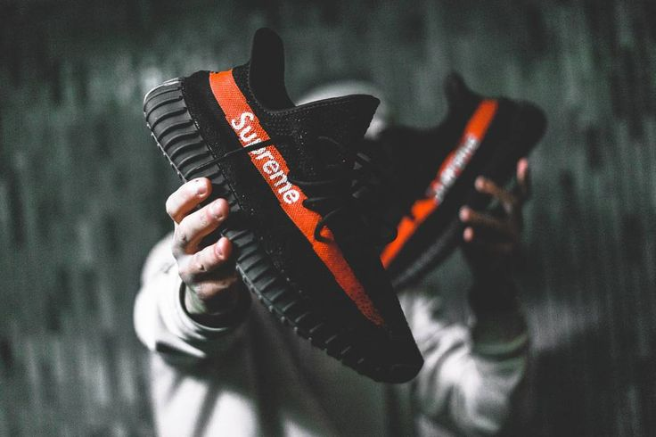This Supreme x Yeezy Boost 350 V2 Just Blew Our Minds via @thesolesupplier