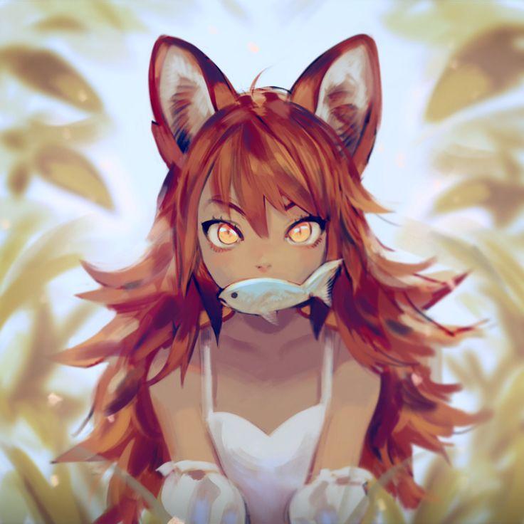 Vanilla [Nekopara]   Anime, Neko-girl, Anime icons