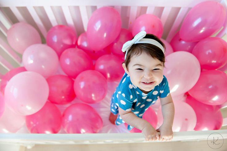 Ensaio fotográfico 1 aninho #babygirl #smashthecake #krisieleoliveira
